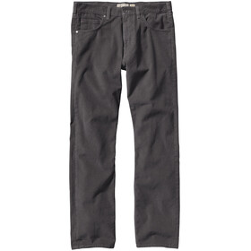 Patagonia Straight Fit Pantalones de Pana Hombre, forge grey w/forge grey
